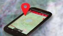 GPS app OruxMaps