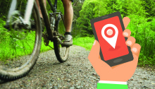 Mountainbike APP's
