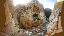 Via ferrata Camino del Rey gaat open!