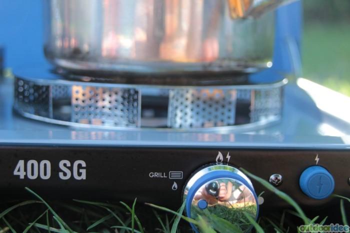 TEST: Campingaz 400SG