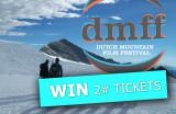 WIN 2Tickets voor: Dutch Mountain Film Festival