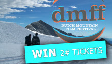WIN 2Tickets voor: Dutch Mountain Film Festival