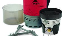 MSR toont WindBurner 1.8L Personal Stove System