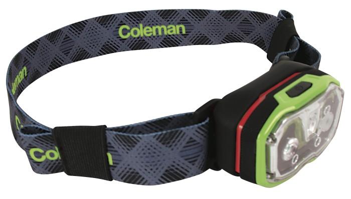 Review – Coleman CXS+ 300R