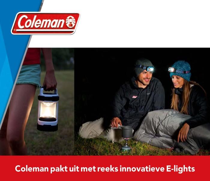 Coleman E-lights