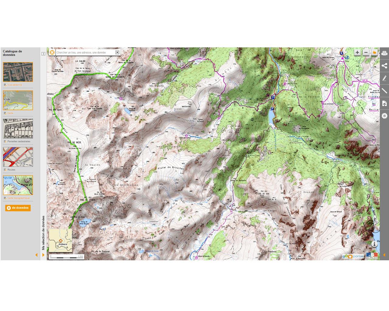 Online Topografische Kaart Outdooridee Com