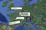 Online topografische kaart