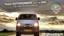 Team Outdooridee.com naar De Noordkaap